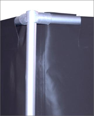 Roßbach Gerüstauffangbehälter
