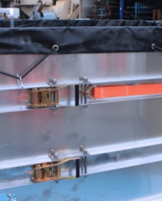 Roßbach Schnelleinsatzbehälter im Detail