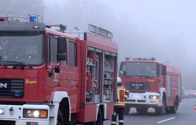 Feuerwehr Einsatz